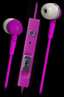 Radiopaq Trio Stereo Headset 3,5mm Pink (EU Blister)