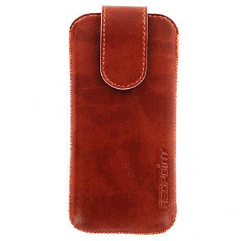 Red Point pouzdro Bridge BE-02(01) pro Nokia E52 - Brown