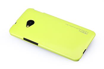 ROCK Extra Shell Zadní Kryt pro HTC ONE/M7 Yellow