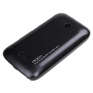 ROCK Extra Shell Zadní Kryt pro Nokia Lumia 510 Čierne