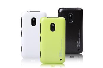 ROCK Extra Shell Zadní Kryt pro Nokia Lumia 620 Yellow