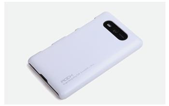 ROCK Extra Shell Zadní Kryt pro Nokia Lumia 820 White