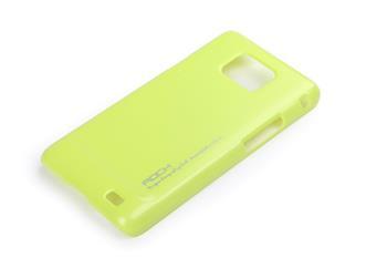 ROCK Extra Shell Zadní Kryt pro Samsung i9100/i9105 Galaxy S2 Yellow