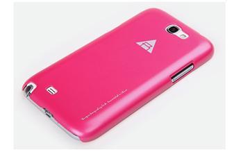 ROCK Extra Shell Zadní Kryt pro Samsung N7100 Galaxy Note2 Rose Red