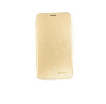 ROCK Flip Kožené Pouzdro pro Samsung i8750 Ativ S Cream