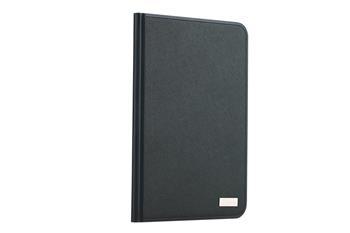 ROCK Luxurious Kožené Pouzdro Black pro iPad Mini