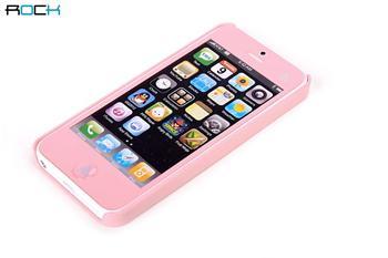 ROCK New Naked Shell Zadní Kryt pro iPhone 5, 5S, SE Pink
