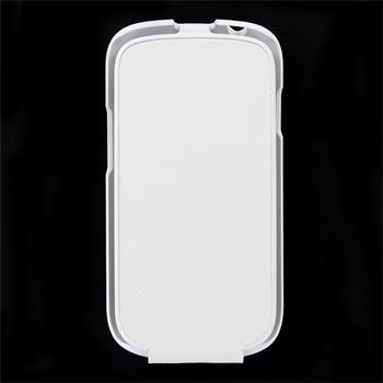 SAMGS3MLFCWH Samsung Original Flip Pouzdro Biele pro i8190, S3 mini i8200 VE (EU Blister)