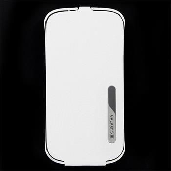 SAMGSVLFCWH Samsung Original Flip Pouzdro Biele pro (i9300/S3 i9301 Neo) (EU Blister)