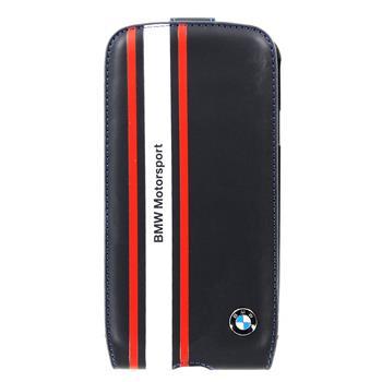 Samsung (i9300/S3 i9301 Neo) Galaxy S3 BMFLS3SN BMW Motorsport Flip Kožené Pouzdro Navy (EU Blister)