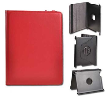 Samsung P5100, P7500, P7510 Galaxy Tab2 10,1 palca, Knižkové púzdro DE LUXE, Červené