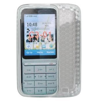 Silikónové puzdro Nokia C3