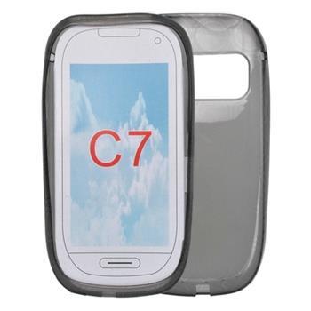 Silikónové puzdro Nokia C7
