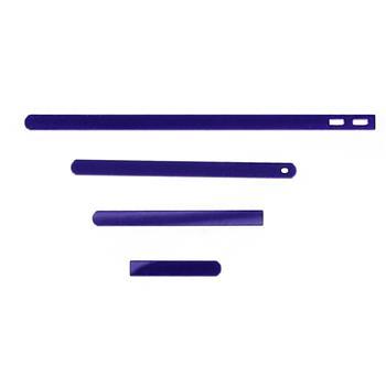 Sony C6603 Xperia Z Purple Střední Rámeček (4ks)