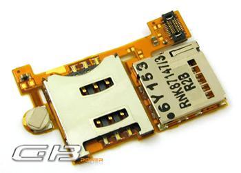 SONY ERICSSON FLEX W880 flex SIM orig. Demontáž