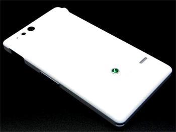 Sony ST27i Xperia GO Komplet Kryt White