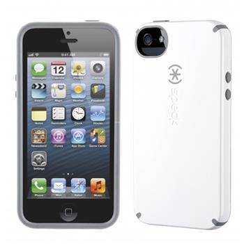 Speck Candyshell Charcoal White Pouzdro pro iPhone 5/5S (EU Blister)