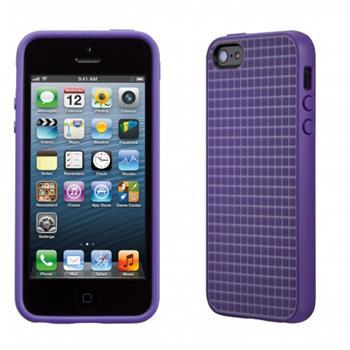Speck PixelSkin HD Grape Purple Pouzdro pro iPhone 5/5S (EU Blister)
