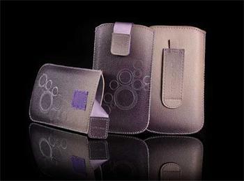 TelOne Deko 3 Pouzdro Plum pro Samsung S3 (i9300/S3 i9301 Neo), One X,..