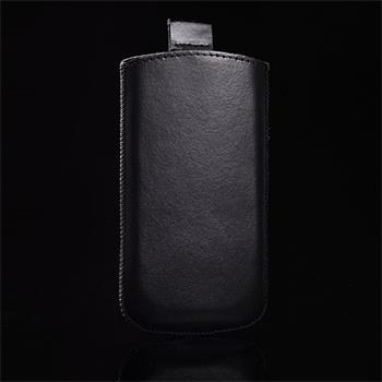 Vsuvka Pravá Koža Future Nokia Asha 302 Čierna